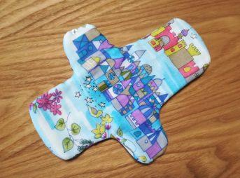 布ナプキン型紙無料ダウンロード敏感肌に優しいハンドメイド