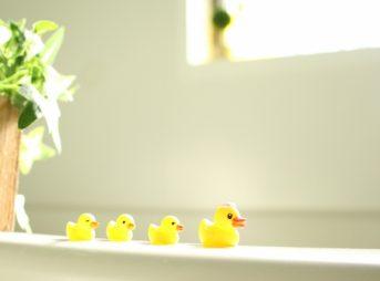 アトピー治療で脱風呂・脱保湿を試した体験談